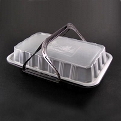 Plastic Food Container (Sushi food box)