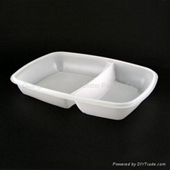 Disposable Plastic Food Container(Lunch Box)