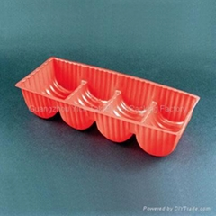 Disposable Plastic Food Container(Biscuit Storage Container)