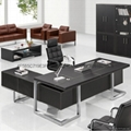 高檔豪華辦公桌老闆桌大班台辦公傢具 4