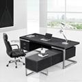 高檔豪華辦公桌老闆桌大班台辦公傢具 5