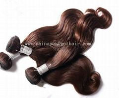 Unproccessed Brazilian Hair