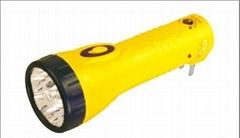 充電手電筒ZC-8338