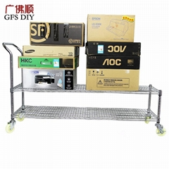 Guangfo suitable home office workshop warehouse multi-purpose cart fill