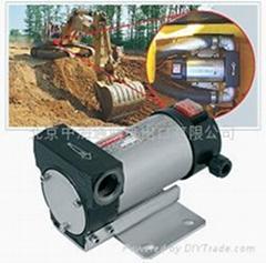 挖掘機加油泵