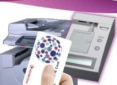 學校校園圖書館自助複印打印系統