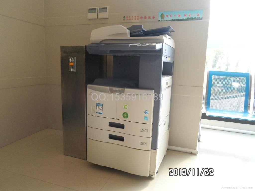 投币式复印机 1