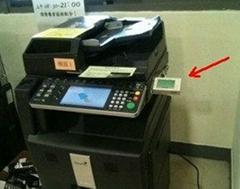 刷卡式复印机