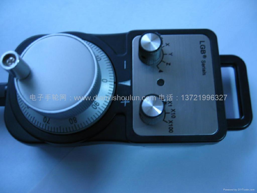 電子手輪,手搖脈衝發生器,臺灣寶元,新代電子手輪 1