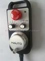 上海華途HAUTO HT952 HT962 HT962ES HT982 5軸6軸7軸8軸電子手輪 急停使能電子手輪 3