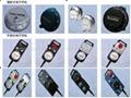 电子手轮*1*10*100*1000倍率选择,二进制编码格雷码接线方式电子手轮