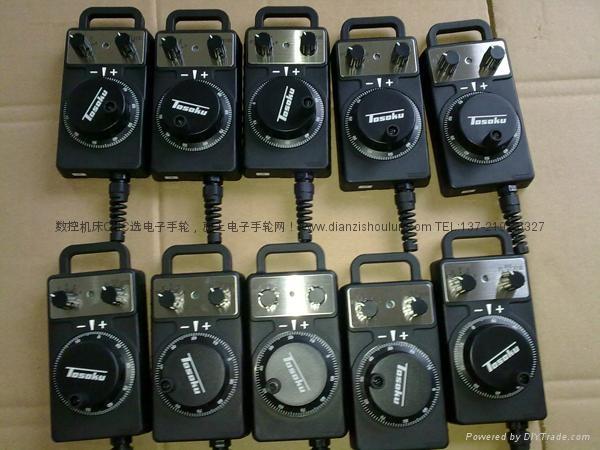 HC115-03 TOSOKU 格雷码接线电子手轮 5