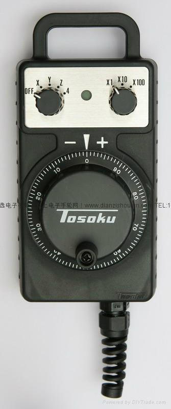 HC115-03 TOSOKU 格雷碼接線電子手輪 6