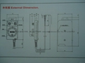 HC115-03 TOSOKU 格雷碼接線電子手輪 9