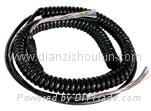 电子手轮弹簧线 1