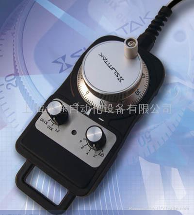 數控銑床加工中心電子手輪 1