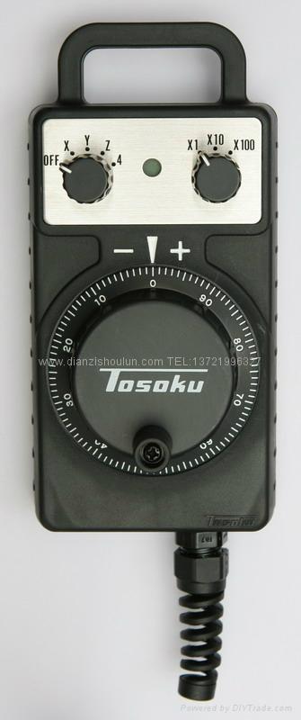 東測TOSOKU HC115電子手輪 1