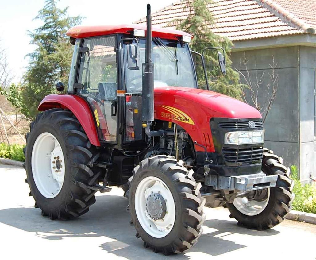 Farm Tractors Product : Hp tractor dq enfly china manufacturer