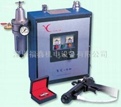 台湾元麒液体手动静电喷枪YC-90