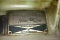 Marine diesel engine set YANMAR 6NHL-ETP