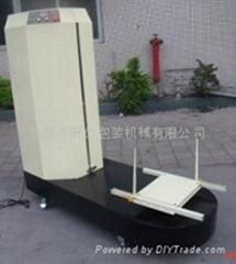 機場專用纏繞機ツ惠州纏繞機價格u鋼帶纏繞機