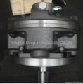 Hydraulic radial piston motor
