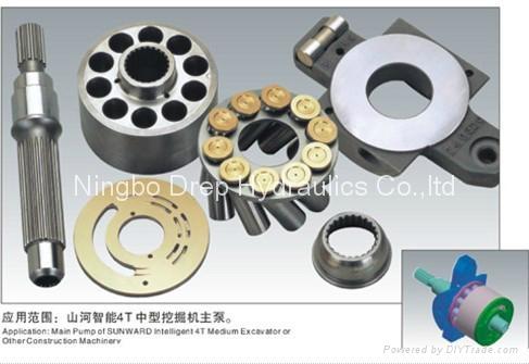 KYB pump parts 1