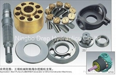 LIEBHERR PUMP PARTS