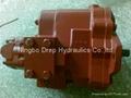 KYB PSVD pump parts