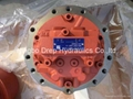 Excavator Travel motors