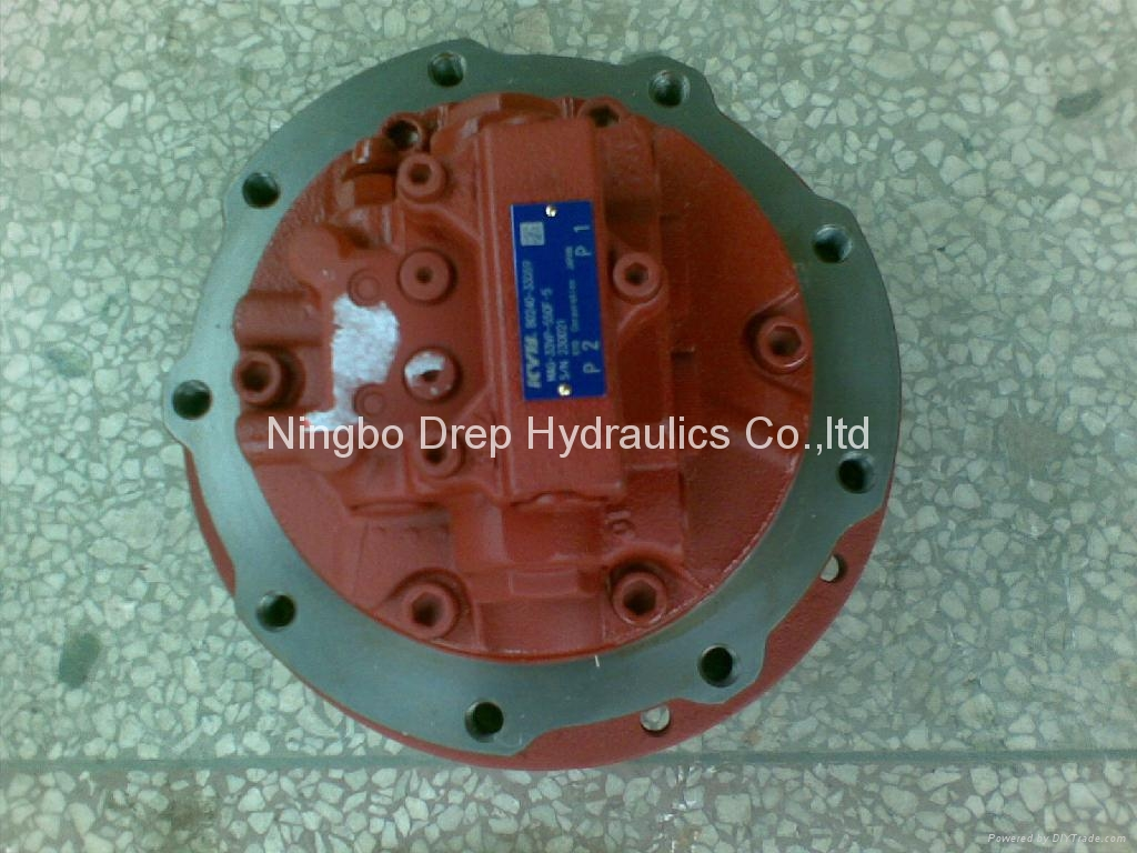 Excavator Travel motors  7