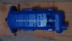 China Permco Gear pump and Motors