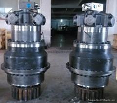 液压马达传动回转装置减速器
