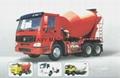 HOWO 6x4 10m3 concrete mixer truck