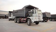 Sinotruck 6x4 Mining dump truck