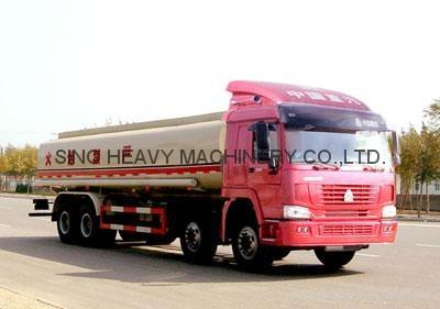 HOWO 26-38m3 Fuel tank truck  2