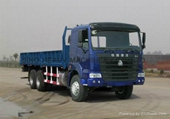 Sinotruck HOWO 6x4 Cargo truck