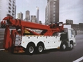 CNHTC 20T Manual HOWO WRECKER TOW TRUCK