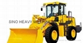 XCMG 5.5T Load capacity wheel loader