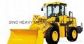 XCMG 5.5T Load capacity wheel loader