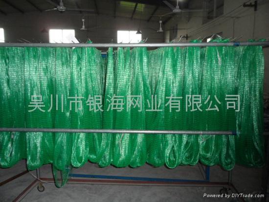 尼龍復絲漁網 2
