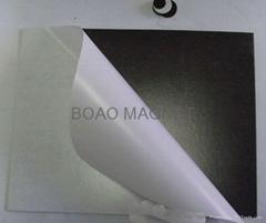 橡膠磁片/磁板(背膠)