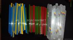 color magnetic strip