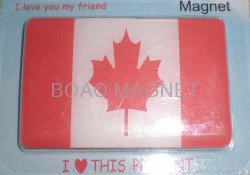 Epoxy fridge magnet 1