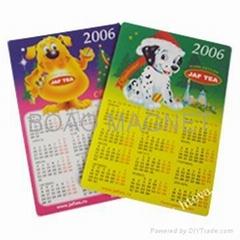 日曆冰箱貼