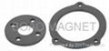 異性橡膠磁環 1