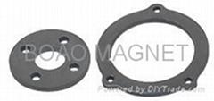 異性橡膠磁環