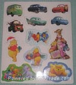 Pop Out fridge magnet