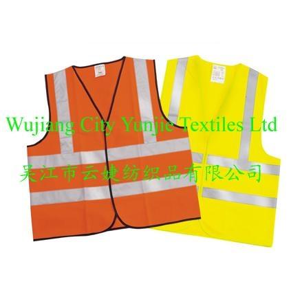 EN471 Fluorescent Fabric 2