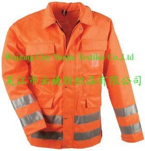 EN471 Fluorescent Fabric 3